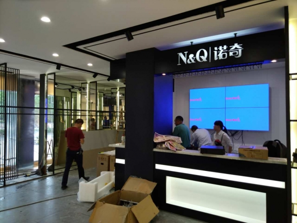 Case case of brand chain of Anhui Anqing