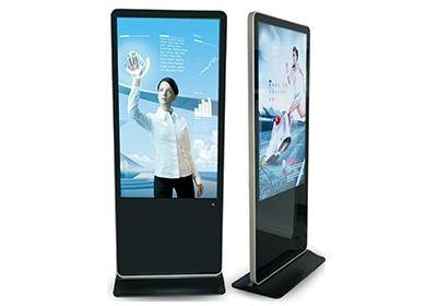 Vertical touch machine