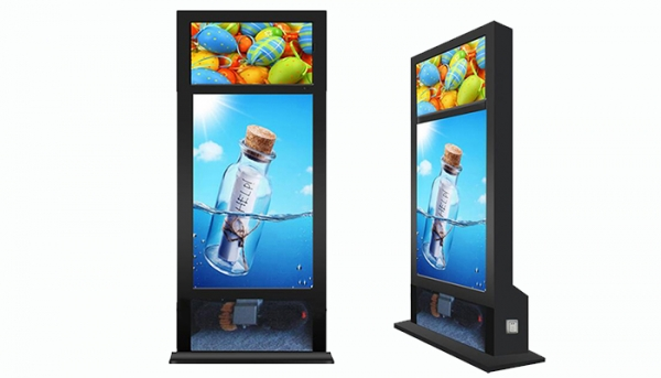 Advertising machine manufacturer